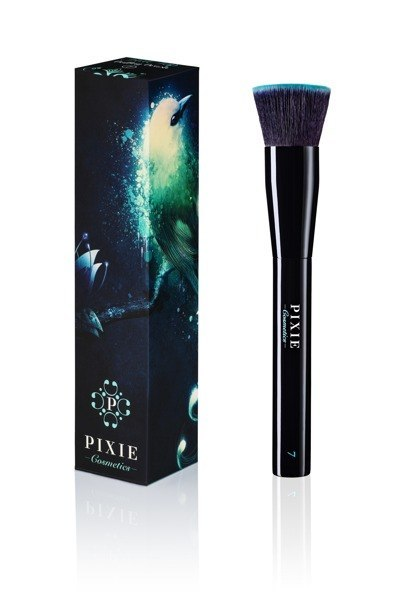 Pixie Cosmetics Pędzel do makijażu Flat Top Buffing Brush